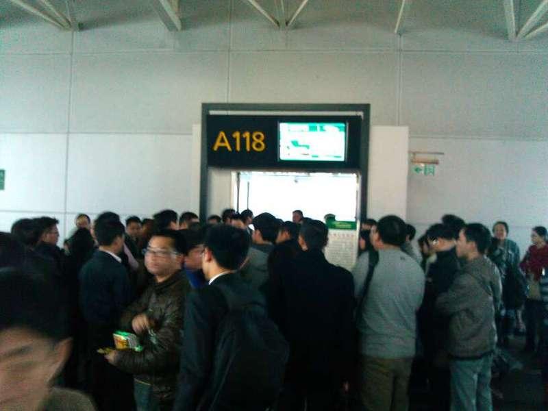 广州去重庆的飞机晚点
